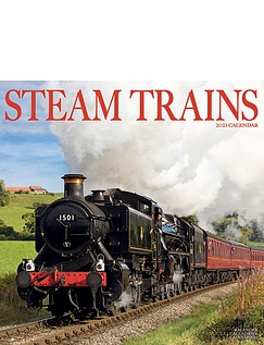 Steam Trains Calender
