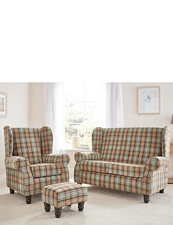 Churchill Two Seater Settee And One Chair Offer
