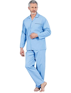 Mens Oxford Pyjamas