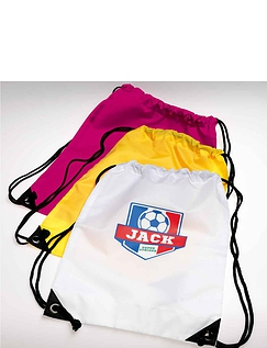 Football With Kit Bag