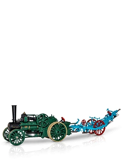 Ploughing Engine Lady Caroline And Plough Scale Models