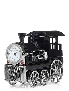 Miniature Train Clock