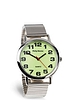 Big Time Glow In The Dark Mens Expander Watch