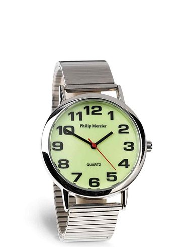Big Time Glow In The Dark Expander Watch