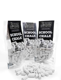 School Chalk Set of 3