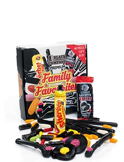 Liquorice Family Favourites Box