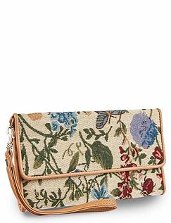 RFID Tapestry Purse Wallet