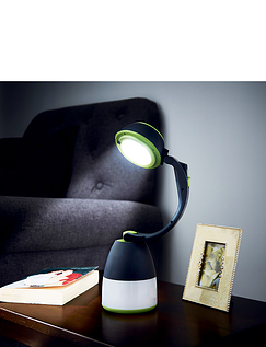 3 in 1 Lamp/Torch