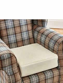 5 Inch Fleece Top Booster Cushion