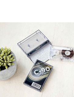 GPO C90 Set of 3 Cassette Tapes