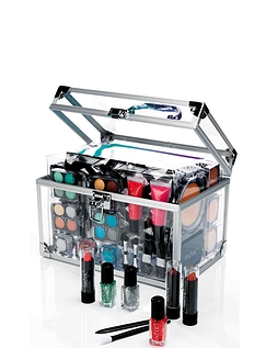 Technic Professional 35 Piece Beauty Case