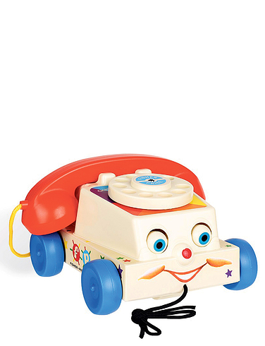 Pull Along Chatter Phone