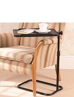 Adjustable Swivel Table