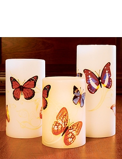 Butterfly Candles