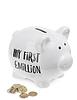 Penniless And Dreams My First Million Piggybank
