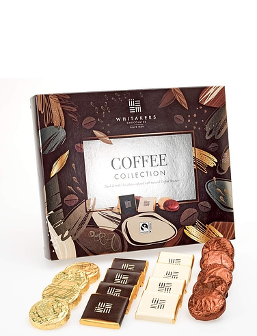 Whitakers Chocolate Coffee Selection