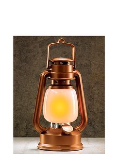 Flickering Flame Lantern