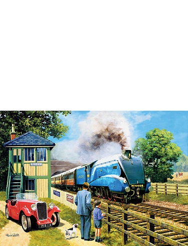 Built For Speed Jigsaw Puzzle