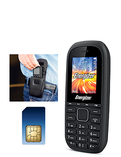 Phone With Case And Sim Bundle