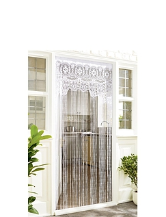 Lacy Door Curtain