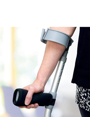 Padded Crutch Grips