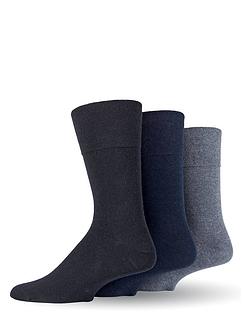 Gentle Grip Diabetic Socks