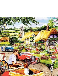 Out for the Weekend Jigsaw Puzzle