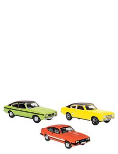 3 Piece Ford Capri Set Mk1/Mk2/Mk3
