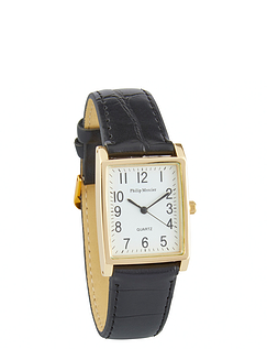 Mens Square Watch
