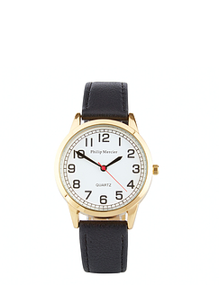Mens Big Time Watch