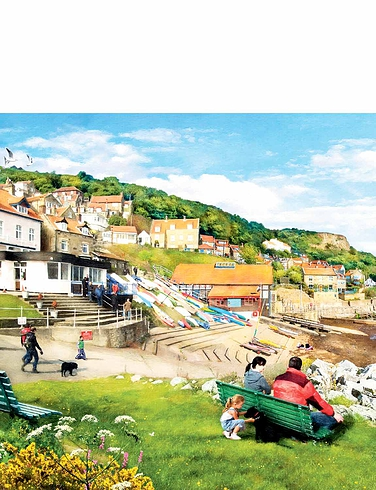 Yorkshire Boxed Set of Jigsaw Puzzles