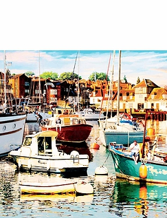 Hampshire Boxed Set of Jigsaw Puzzles