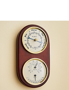 Three In One Barometer Thermometer and Hygrometer