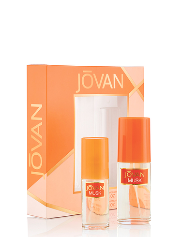 Jovan Musk Eau De Cologne Gift Set