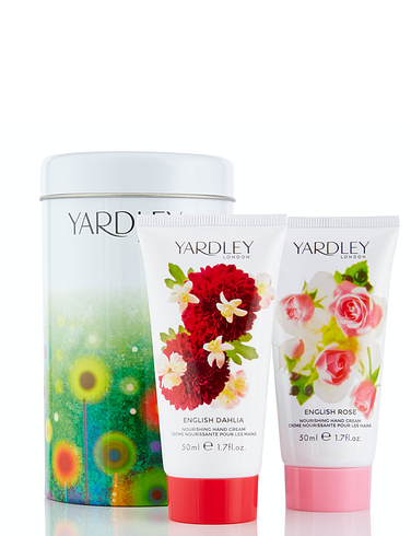 Yardley Hand Cream Gift Set