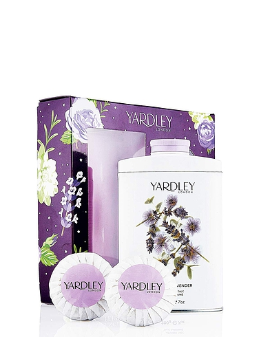 Yardley English Lavender Gift Set