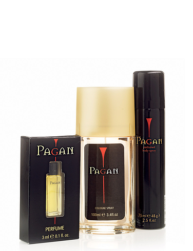 Mayfair Pagan Perfume Set