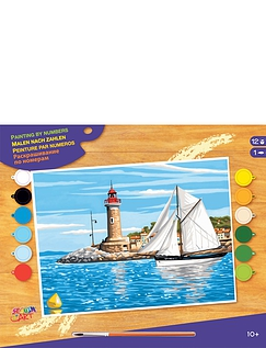 Outward Bound Paint by Numbers Kit
