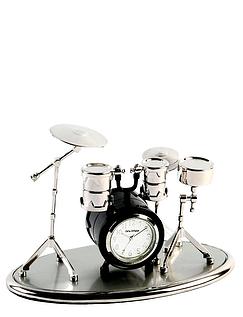 Minature Drum Kit Clock