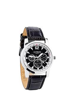 Faux Chronograph Watch
