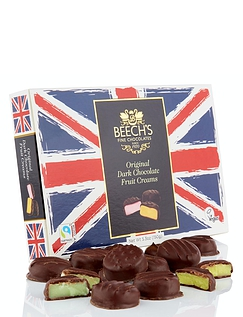 Beeches Union Jack British Fruity Creams