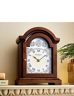 Broken Arch Mantle Clock