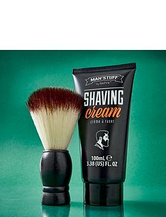 Mans Stuff Shaving Set