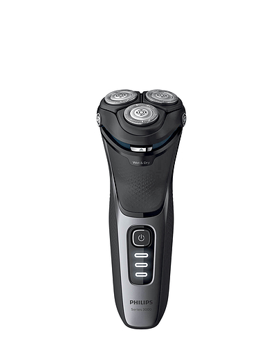 Philips Cordless Wet and Dry Rotary Shaver