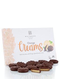 Whitakers Orange Creams