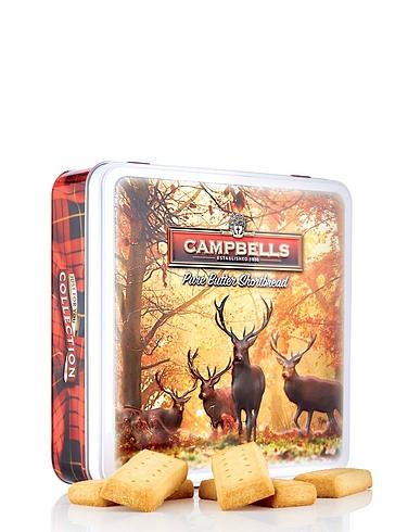 Campbells Shortbread Tin