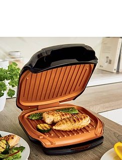 Copper Chef Electric Fat Reducing Tabletop Grill
