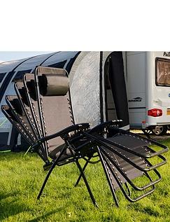 Black Dreamcatcher Relaxer Chair