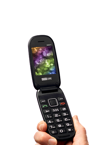 Clamshell Mobile Phone