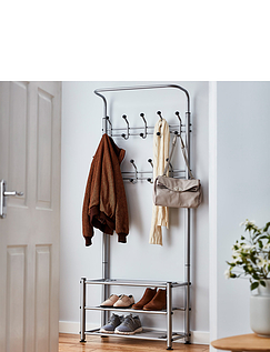 Coat Stand and Shoerack
